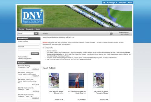 zum DNV-Onlineshop